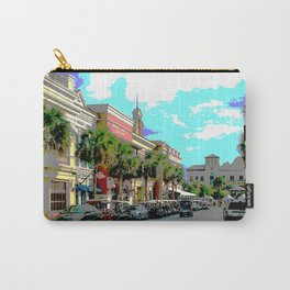 Locals Only-The Villages, Florida Carry-All Pouch