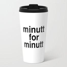 Minutt for minutt Travel Mug