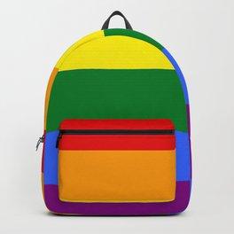 Rainbow Gay Backpack