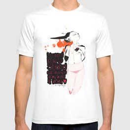 Stand - Emilie Record T-shirt