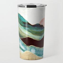 Velvet Mountains Travel Mug