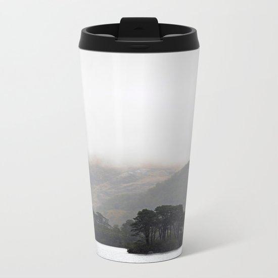 The pull of the land Metal Travel Mug