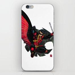 Red Robin : Robin Legacy iPhone Skin
