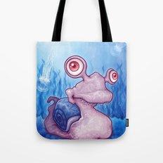 Slugly Tote Bag