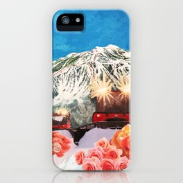 Groomed Roses iPhone Case