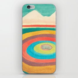 Colorful Stone iPhone Skin