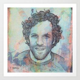 Jack Johnson - In Between Dreams Art Print