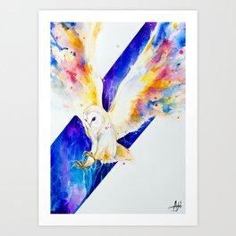 Hector Art Print