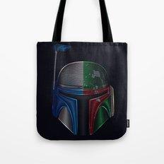 Star . Wars - Jango Fett & Boba Fett Tote Bag