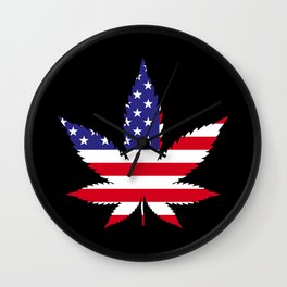 American Mary Jane Wall Clock