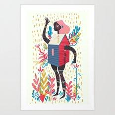Haus Art Print