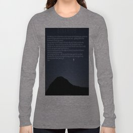 CALM. Long Sleeve T-shirt