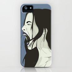 the scream  Slim Case iPhone (5, 5s)