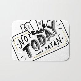 Not Today, Satan Bath Mat