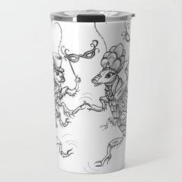 Grasshopper's Ball Travel Mug