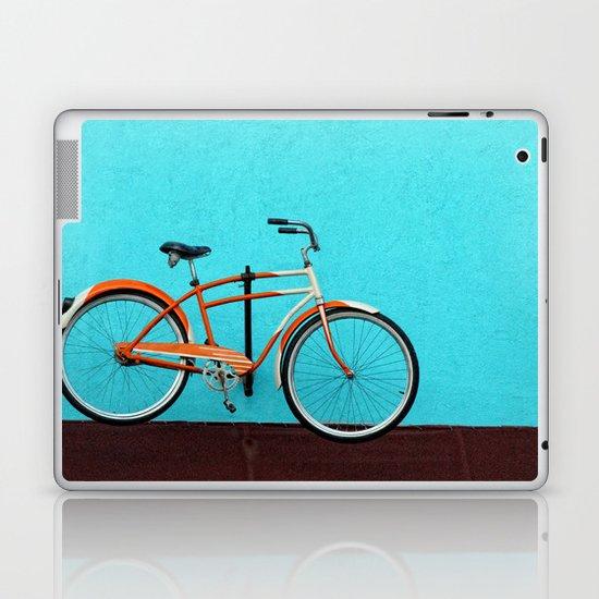 Oak Cliff Bicycle Laptop & iPad Skin