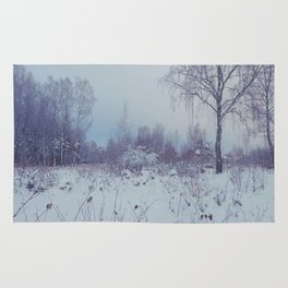 magic winterland Rug