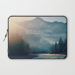 The Sweetest Thing Laptop Sleeve