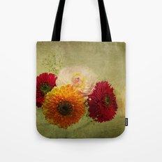 Magic Flower Tote Bag
