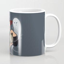 Moon Thief Witch Coffee Mug