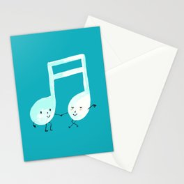 Our Song Stationery Cards