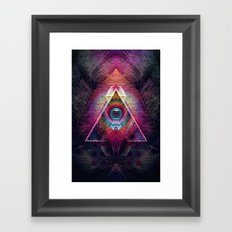 A_ Framed Art Print