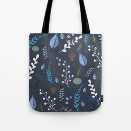 floral dreams 2 Tote Bag