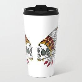 Geronimo's Head Travel Mug