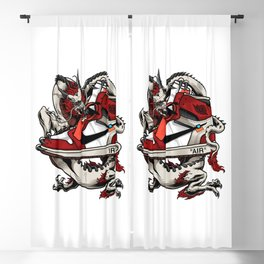 Air Jordan 1 Dragon Blackout Curtain