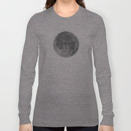 Giant steps | W&L003 Long Sleeve T-shirt