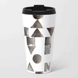 Relator  Metal Travel Mug