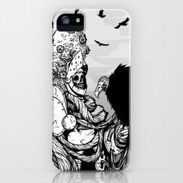 Knighthawk iPhone Case