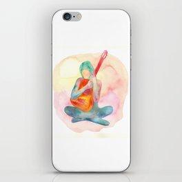 The Spirit of Music iPhone Skin