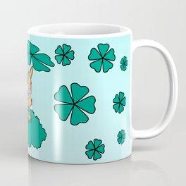 Lucky Bunny Coffee Mug