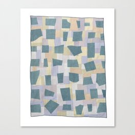 Seaglass Canvas Print