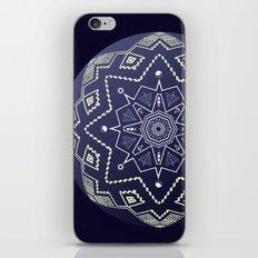 Wedgewood Sphere Mandala iPhone & iPod Skin