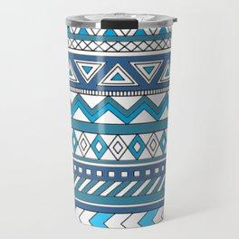Pattern's of Calm line Travel Mug