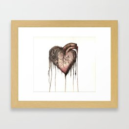 Fester Framed Art Print