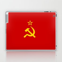 Flag of USSR Laptop & iPad Skin