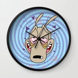 Rocko's Modern High Life Wall Clock
