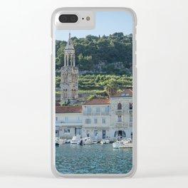 Hvar 2.0 Clear iPhone Case