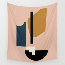Shape study #2 - Lola Collection Wall Tapestry