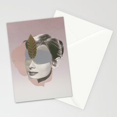 AUDREY HEPBURN - Actr3ss Stationery Cards