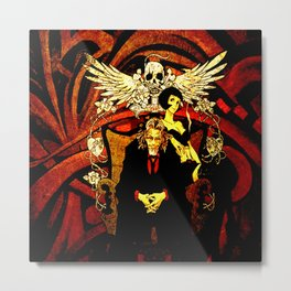 one piece legend Metal Print