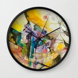 Sunny noise Wall Clock
