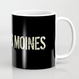 Black Flag: Des Moines Coffee Mug