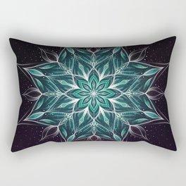 """""""Wedding"""" mandala Rectangular Pillow"""