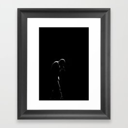 Jay-Z Framed Art Print