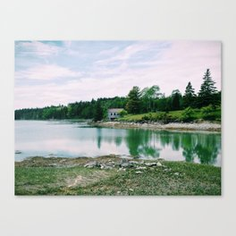 Cubby Hole, North Haven, ME Canvas Print