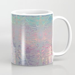 212 12 Abstract Seashell Pastel Coffee Mug